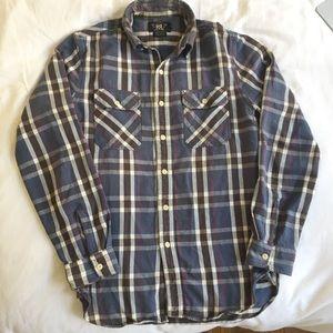 RRL Ralph Lauren - Men's flannel shirt